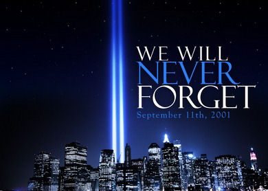 We Have a Long Way To Go - We Will Never Forget September 11