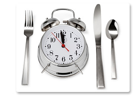 Time Producers—Time Wasters: The Lunch Hour