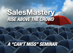 SalesMastery - The Sales Seminar Your Competition Doesn't Want You To Take