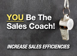 You Be The Sales Coach - The Critical Thinking Sales Solution Seminar