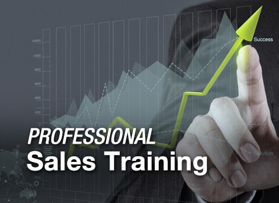 Button: Professional Sales Training