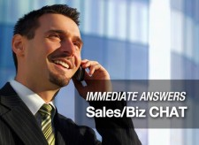 Sales/Business Chat - Immediate Answer To Your Sales or Business Question!