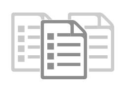 Icon: Lists