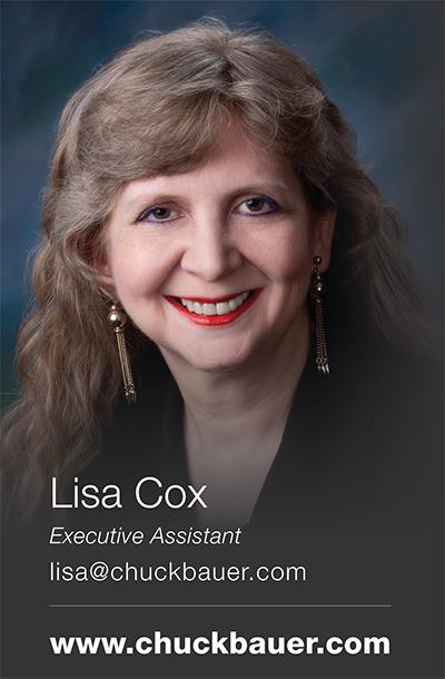 Lisa Cox - Executive Assistant