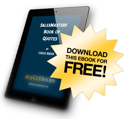 SalesMastery Book of Quotes eBook - Download This eBook For FREE!
