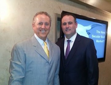 SalesPITCHDAY: Sales Coach Chuck Bauer and SalesPITCHDAY Judge Ron Sala