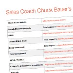 Sales & Business Resources - Custom Seminar Workbook Detail