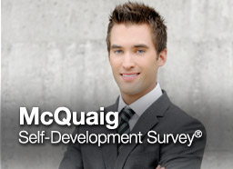 Button: McQuaig Self-Development Survey