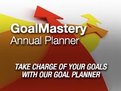 Button: GoalMastery Annual Goal Planner
