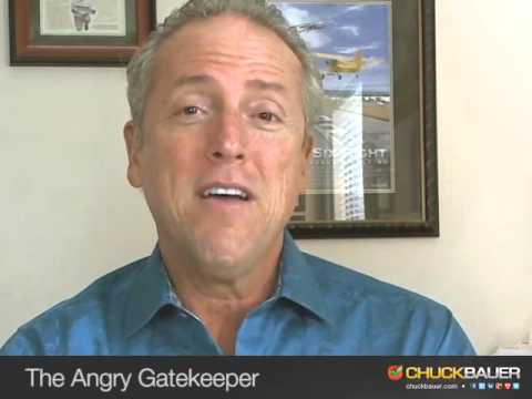 The Angry Gatekeeper