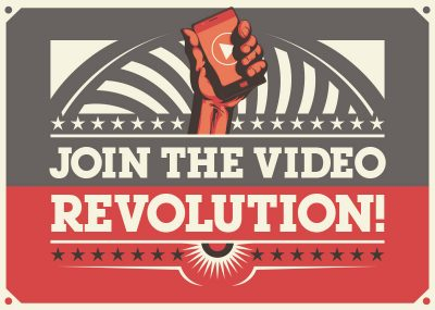 Join the Video Revolution! Be Sales Distinctive by Sending Video Emails Today!