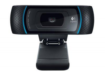 Logitech 910 HD Webcam - Webcam for Video Communication and Sales Distinction
