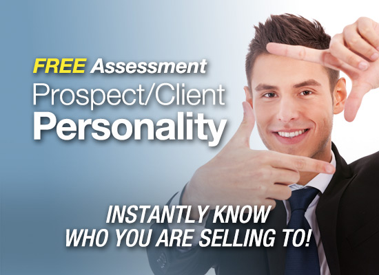 Instantly Know Who You Are Selling To With This Client Personality Assessment!
