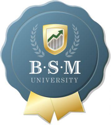 BSM University: Monthly Online Sales & Business Training Program