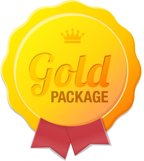Gold Online Sales & Business Training Package