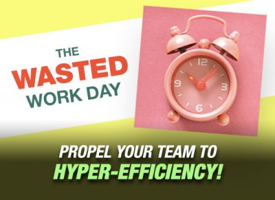 Propel Your Team to Hyper-Efficiency with This TWO-DAY On-Site Team Building Event